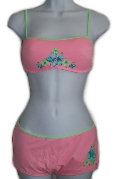 DIPPERS Pink Bikini - Medium