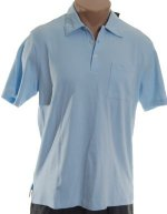 CLAIBORNE Polo Shirt Top - XL
