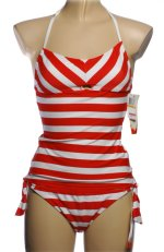 HULA HONEY 2 Piece Tankini Swimsuit - Misses/Jrs Small - BRAND NEW